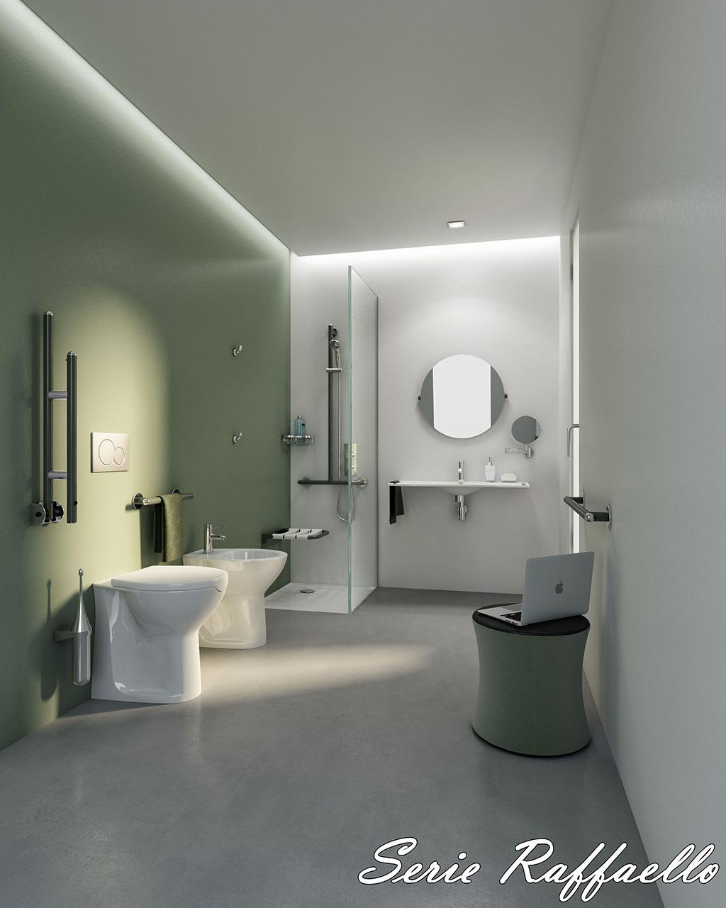 Elderly Bathroom: Bathrooms For The Elderly, Grab Bars, Seating, Taps