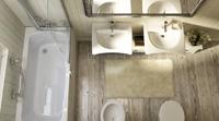 Design bathrooms for the elderly Goman