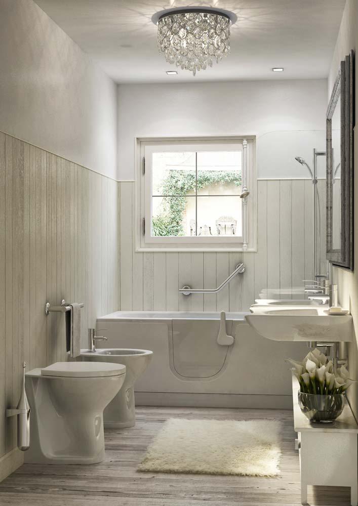 Bathtubs with door for the elderly | Goman