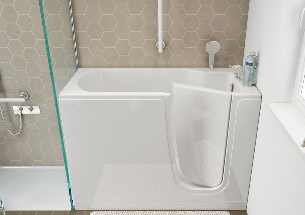 Bathtubs with door for the elderly | Goman