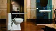 Furnishig accessories for bathrooms Goman