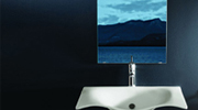 Design accessories for the bathrooms