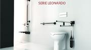 Bathrooms for disabled, serie Leonardo