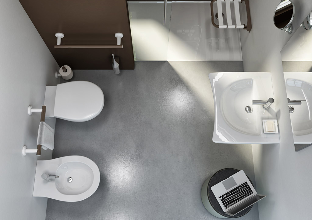 Elegant Comfort And Design Bath Goman Srl