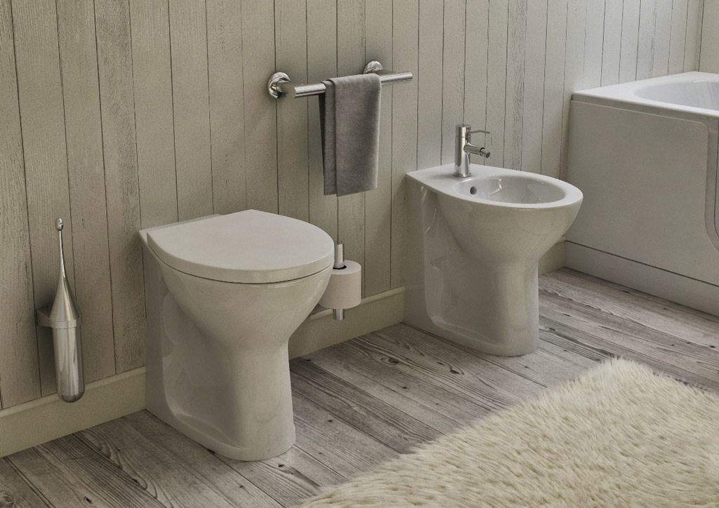 Elegant, comfort and Design bath | Goman srl