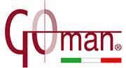 Logo Goman Bathrooms for disabled