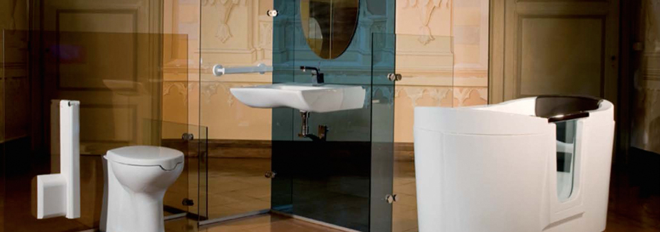 Bathrooms for disable, accessories for furnishing security and ...