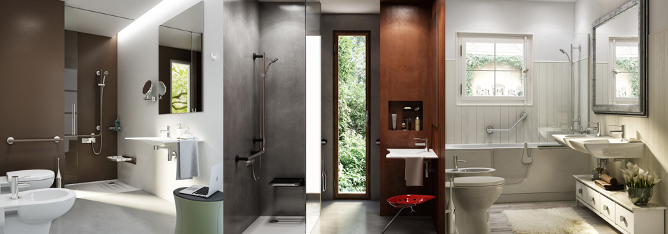 Goman Bathrooms for disabled aids and health safety